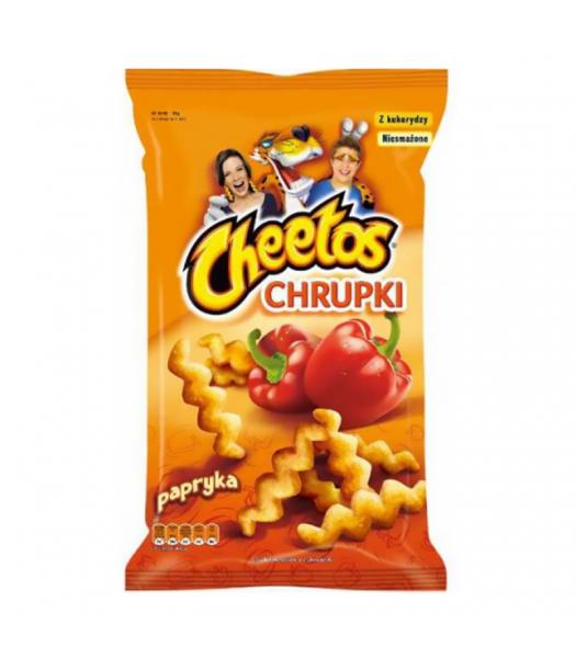Frito Lay Cheetos Paprika - 145g  Snacks and Chips Frito-Lay