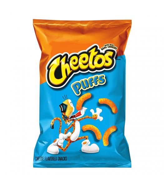Frito Lay Cheetos Puffs 255.1g Snacks and Chips Frito-Lay