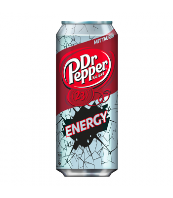 Dr Pepper Energy - 250ml  Dr Pepper