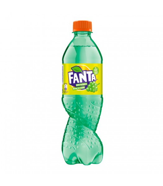 Fanta White Grape (Bilé hrozno) - 500ml Soda and Drinks Fanta
