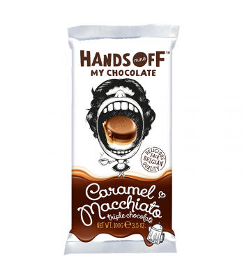Hands Off My Chocolate - Caramel Macchiato Triple Chocolate - 3.5oz (100g) Sweets and Candy Hands Off My Chocolate