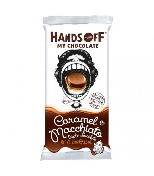 Hands Off My Chocolate - Caramel Macchiato Triple Chocolate - 3.5oz (100g) Sweets and Candy Hands Off My Chocolate