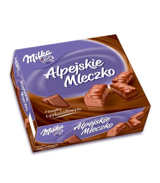 Milka Alpine Chocolate - 330g (EU) Sweets and Candy Milka
