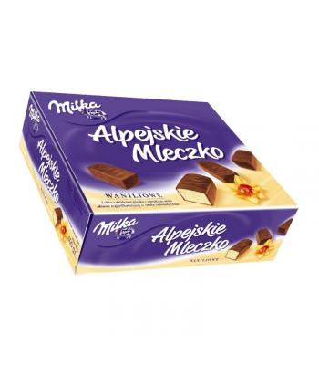 Milka Alpine Vanilla - 330g (EU Sweets and Candy Milka