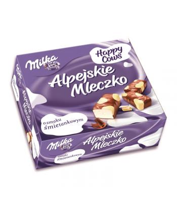 Milka Alpejskie Mleczko Happy Cows - 330g (EU) Sweets and Candy Milka