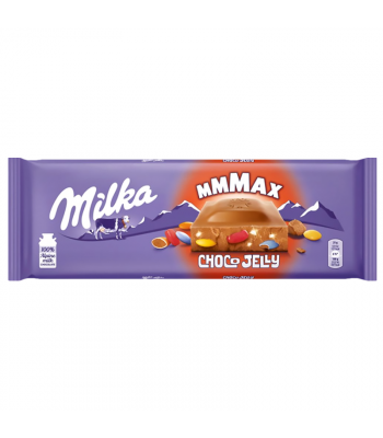 Milka Choco Jelly - 250g (EU) Sweets and Candy