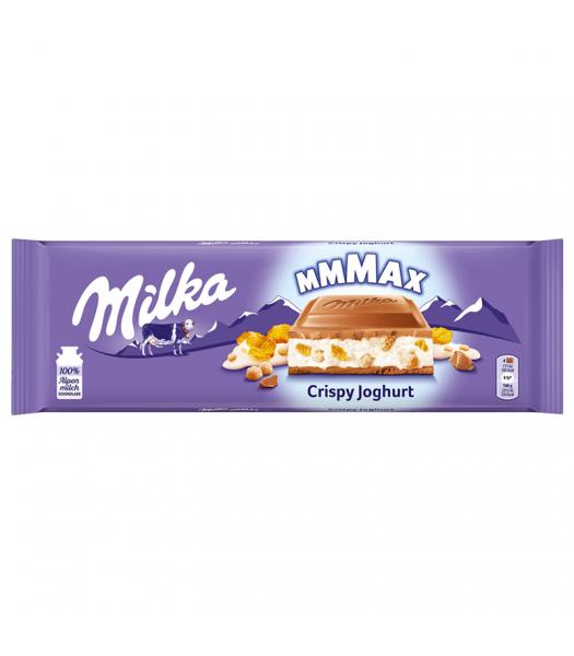 Milka Crispy Yogurt - 300g (EU) Sweets and Candy