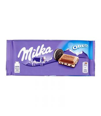 Milka Oreo - 100g (EU) Sweets and Candy Milka