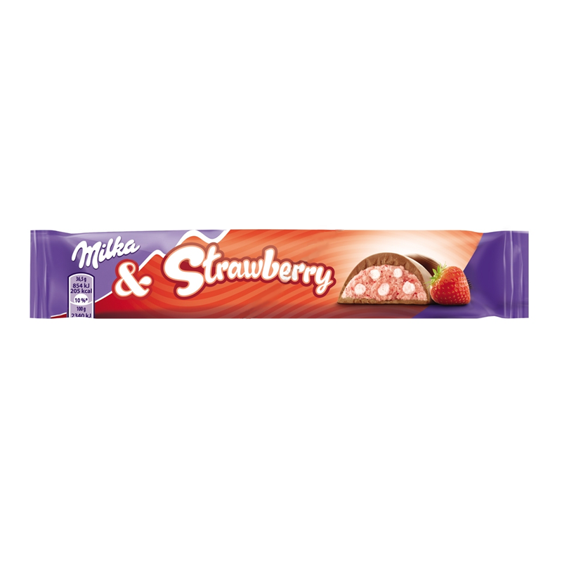 Milka Strawberry 37g