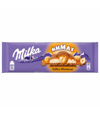 Milka Toffee Wholenut - 300g (EU) Sweets and Candy Milka