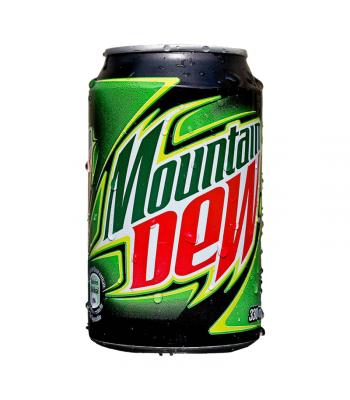 Mountain Dew (EU) 330ml  Soda and Drinks Mountain Dew