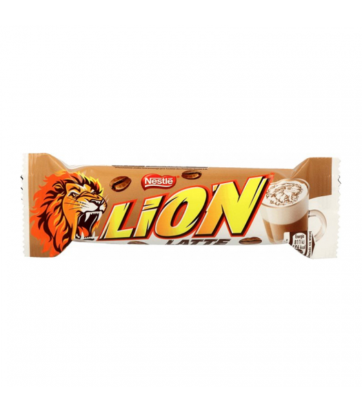 Lion Latte 40g Sweets and Candy
