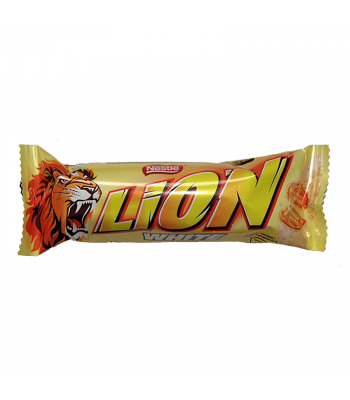Lion White 42g Sweets and Candy Nestle