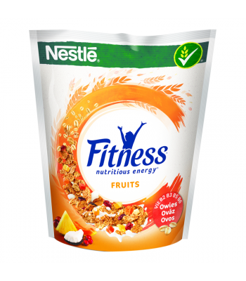 Nestle Fitness Fruits Cereal - 225g Food and Groceries Nestle