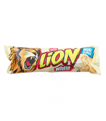 Lion White Bar - 42g (EU) Sweets and Candy Nestlé