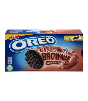 Oreo Choco Brownie 176g Cookies and Cakes Oreo