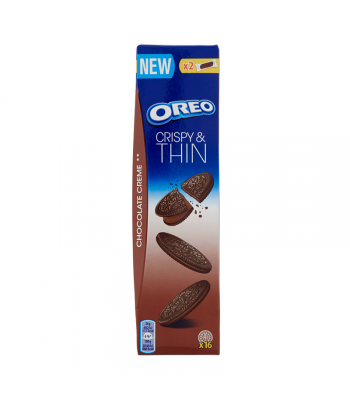 Oreo Crispy Thin Choco Creme 96g - 20CT Food and Groceries Oreo