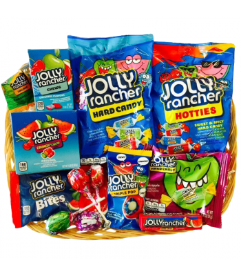 Jolly Rancher Sweet and Spicy Candy Hamper Gift Hampers Jolly Rancher