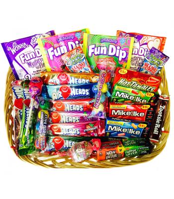 Junior American Candy Medium Hamper  Junior
