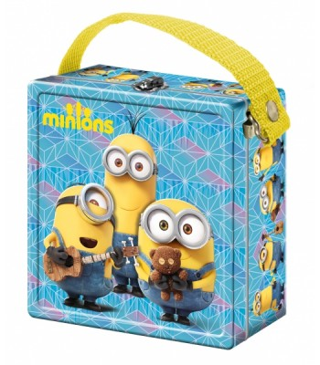 Minions Chewy Candy Carry Tin Gift Hampers