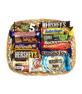 American Chocolate Mega Mix Gift Hamper Gift Hampers Hershey's