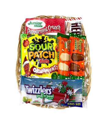 Xmas American Candy Hamper  Gift Hampers