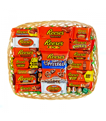 Reese's Large Selection Gift Hamper  Gift Hampers Reese's