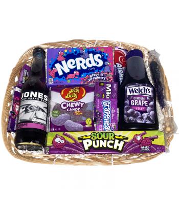 Grape Expectations Gift Hamper Gift Hampers Jones Soda