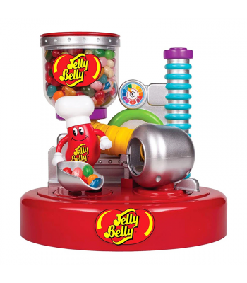 Jelly Belly Factory Bean Machine Dispenser + 5 Jelly Belly Cones Gift Hampers Jelly Belly