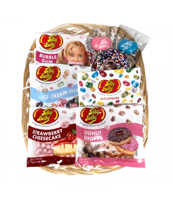 Jelly Belly Sweet Shoppe Hamper Gift Hampers Jelly Belly