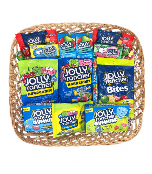Jolly Rancher Sweet & Sour Large Gift Hamper Gift Hampers Jolly Rancher
