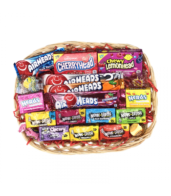 Junior American Candy Small Hamper Gift Hampers Junior