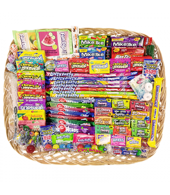 Junior Super XL American Candy Hamper  Junior