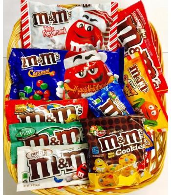 M&M's - Taste Sensation Candy Gift Hamper Gift Hampers M&M's