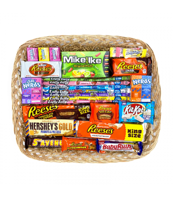 American Candy Super-Size Gift Hamper Gift Hampers Jolly Rancher