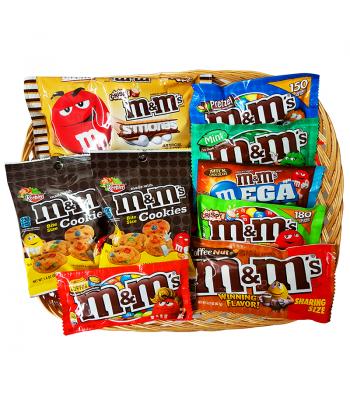 M&M's Medium Selection Candy Hamper Gift Hampers M&M's