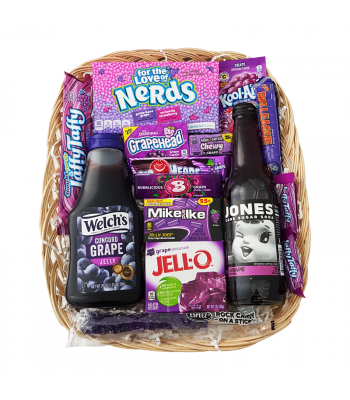 Grape Expectations Gift Hamper Gift Hampers Jones Soda