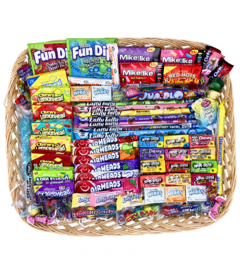 Junior Super XL American Candy Hamper Gift Hampers Junior