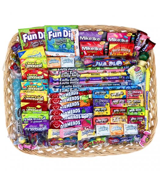 Junior Super XL American Candy Hamper Gift Hampers Junior