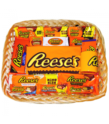 Reese's Large Selection Gift Hamper (Mug & T-Shirt) Gift Hampers Reese's