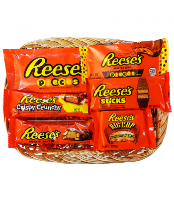 Reese's Six of the Best Candy Hamper Gift Hampers Reese's