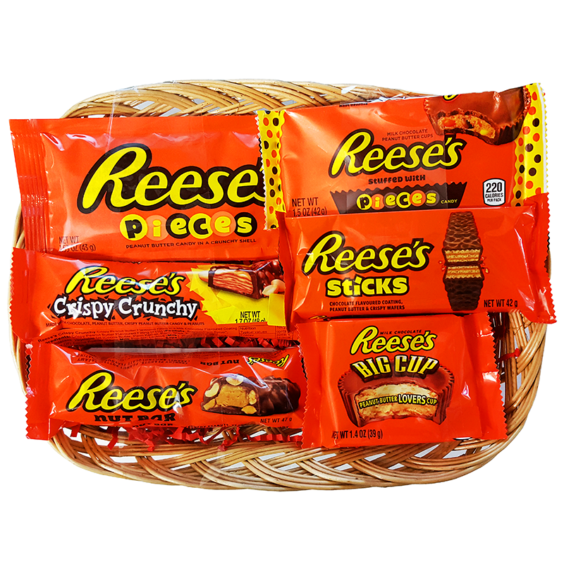 Reese's Six of the Best Candy Hamper - American Fizz