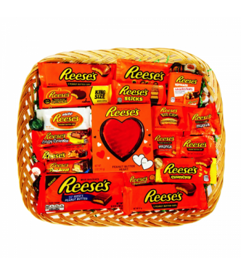"The Reese's ""Super Lover"" Valentines Gift Hamper Gift Hampers Reese's"