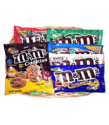 M&M's Sweet Selection Hamper Gift Hampers M&M's