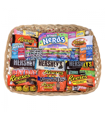 Super-Size American Candy Gift Hamper Gift Hampers Jolly Rancher