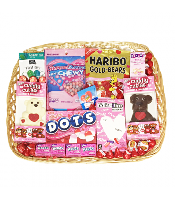 Nothing Is Sweeter Than You Valentines Candy Gift Hamper Gift Hampers
