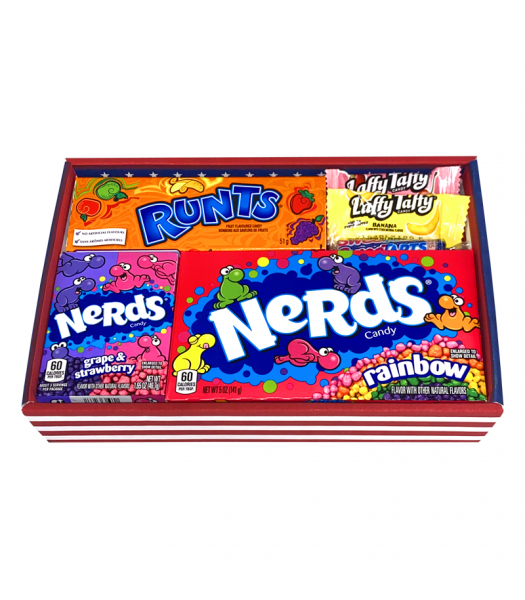 The Classic Wonka Mix - Small Tray Gift Hampers Nestle