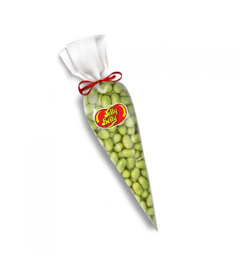 Jelly Belly Jelly Bean Cone - Green Tea 1.7oz (50g) Sweets and Candy Jelly Belly
