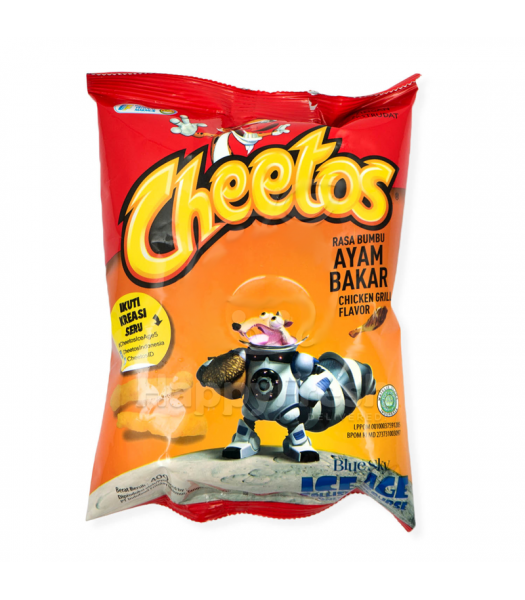 Cheetos Grilled Chicken Flavour (40g) Snacks and Chips Frito-Lay