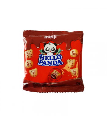 Meiji Hello Panda Chocolate (12g) Cookies and Cakes Meiji